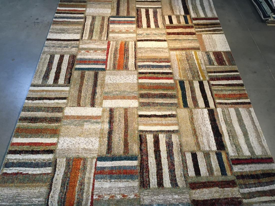 COLORFUL CONTEMPORARY  RUG 8x11