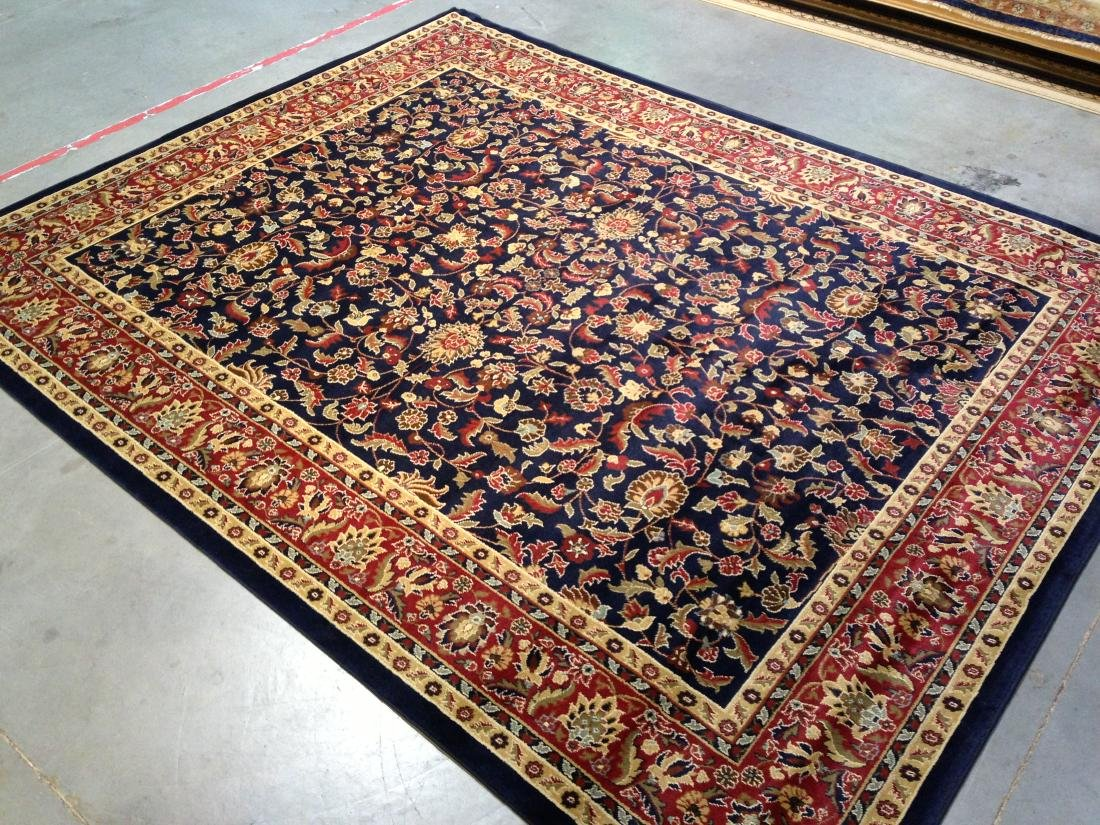 ALLOVER CLASSIC PERSIAN KASHAN PATTERN AREA RUG 8X10