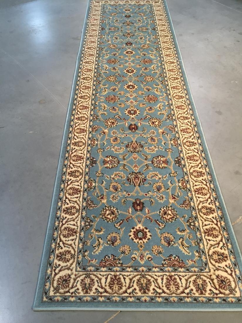 PERSIAN ALLOVER DESIGN RUNNER 8 ft