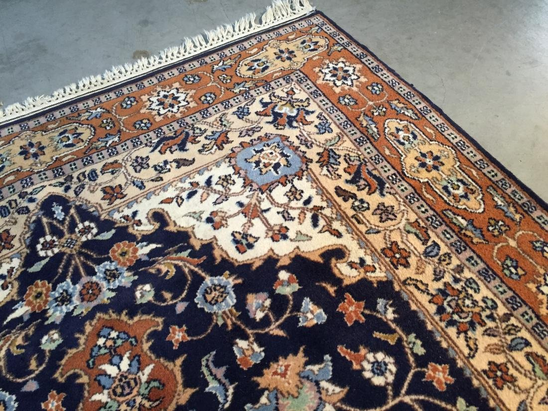 "EXQUISITE PERSIAN DESIGN RUG 4'.2""x6'.2"" - 3"