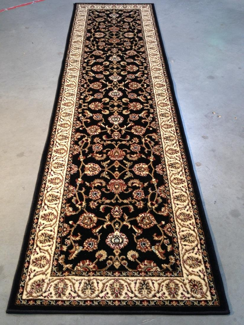 PERSIAN ALLOVER DESIGN RUNNER 2.6X9.6