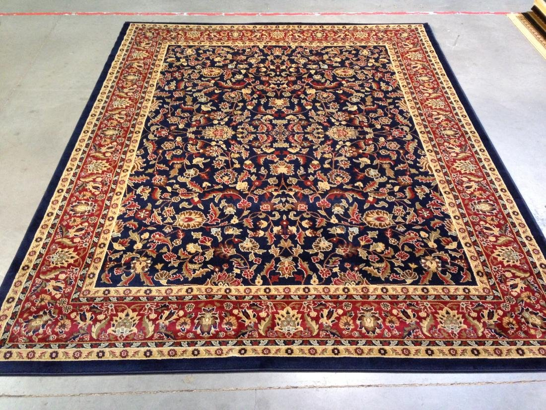 ALLOVER CLASSIC PERSIAN KASHAN PATTERN AREA RUG 8X10 - 2