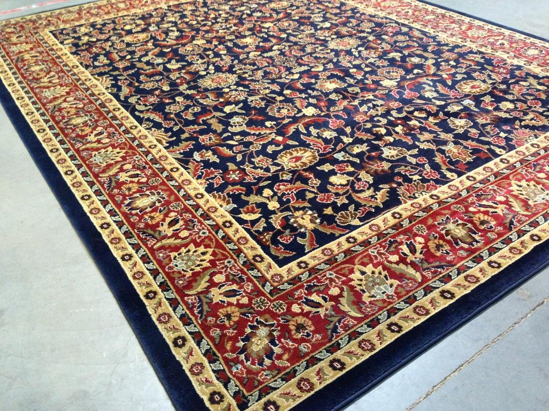 ALLOVER CLASSIC PERSIAN KASHAN PATTERN AREA RUG 8X10 - 3