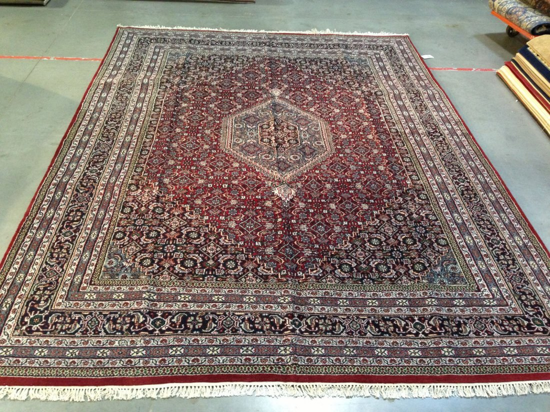 HAND-KNOTTED  CLASSIC WOOL  RUG  9x12