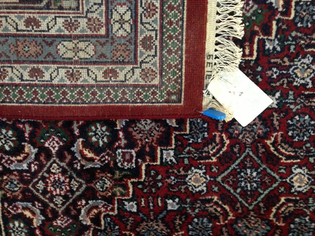 HAND-KNOTTED  CLASSIC WOOL  RUG  9x12 - 6