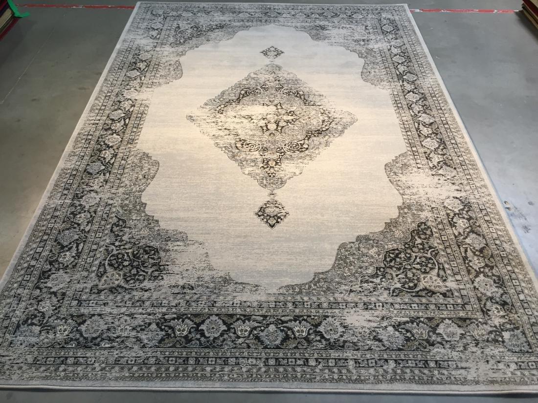 BELGIUM MADE VINTAGE PERSIAN DESIGN  RUG 8x11