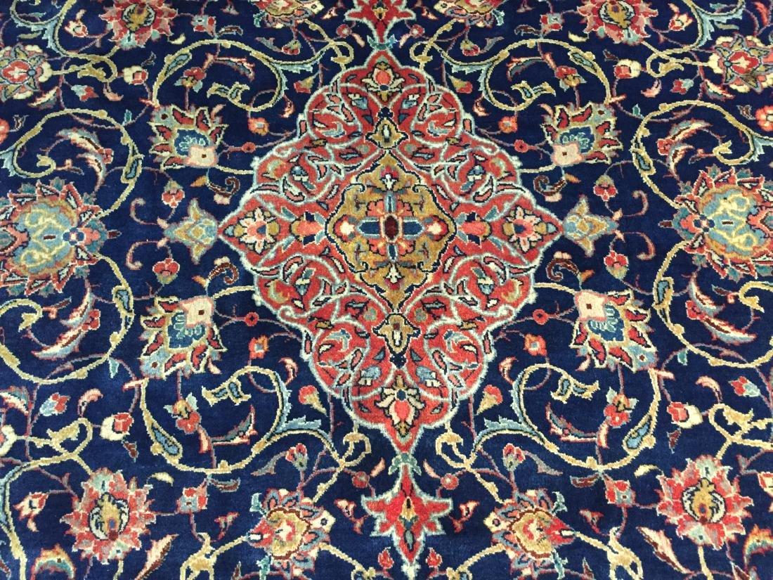 STUNNING AUTHENTIC PERSIAN SAROUK RUG  7.3x 10.2 - 8