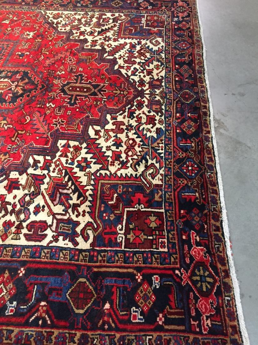 CLASSIC PERSIAN HERIZ RUG 8x10 - 7