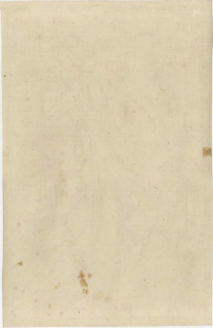 Bertha Lum: Balinese Dancer Raised Line Print 1st Ed. - 4