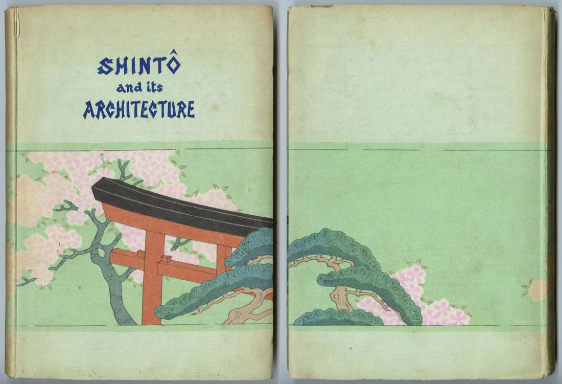Hasui Kawase: Shinto Book 10 woodblocks 1955