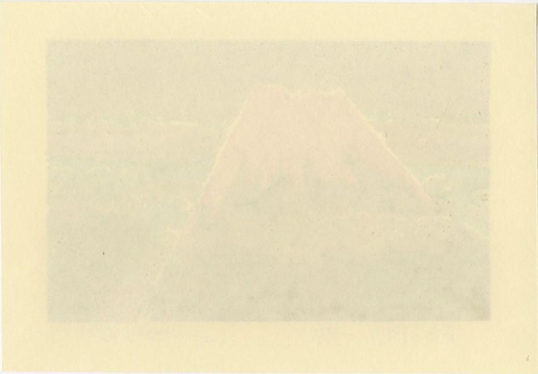 Ikegami Soho - Mt Fuji #141/180 woodblock - 2
