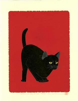Nishida Tadashige: Action (Ready to Pounce) 2012 1st Ed