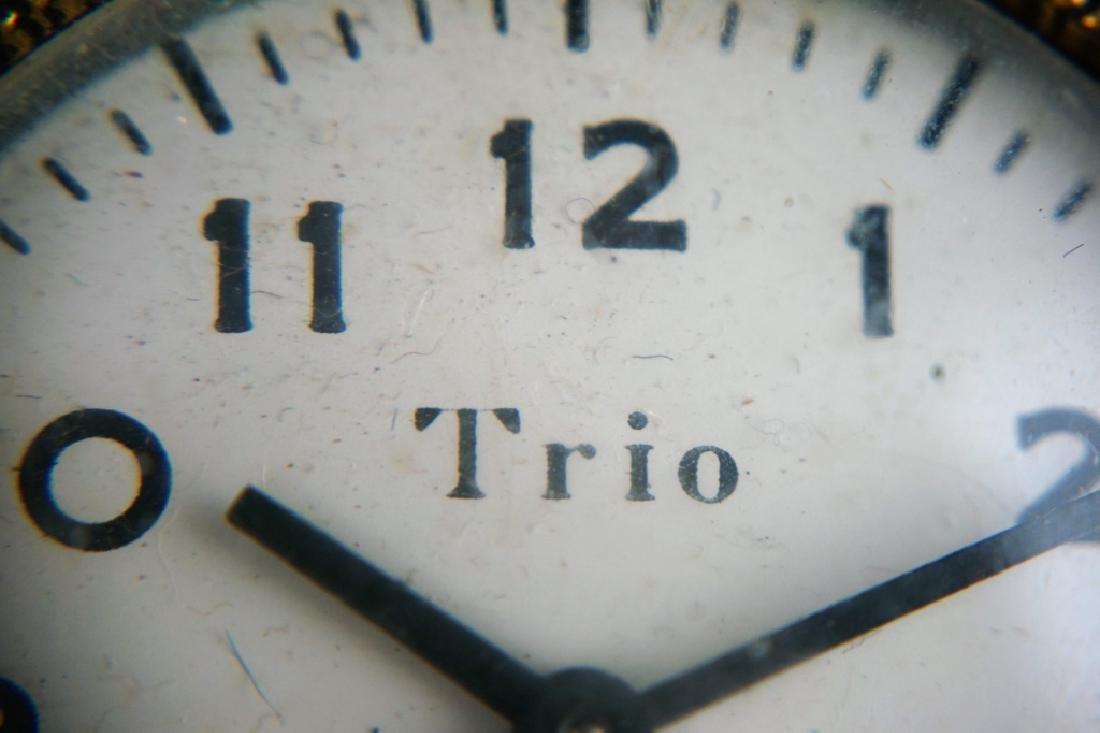 TRIO JEWEL LAPEL WATCH BY INGRAHAM - 2