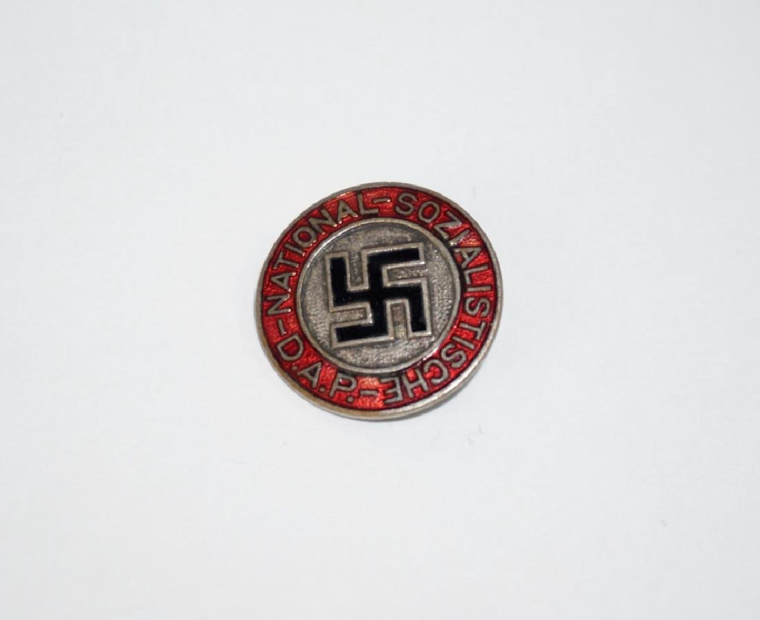 WWII GERMAN NSDAP PARTY PIN