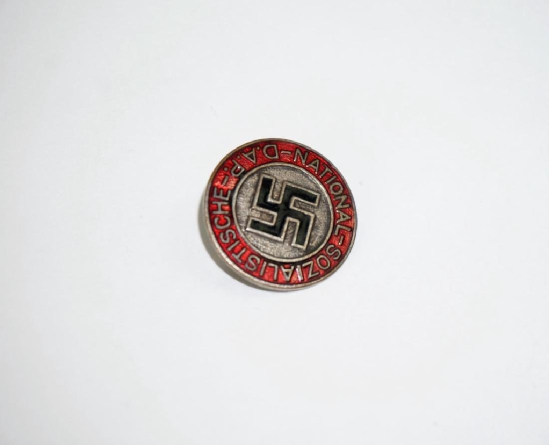 WWII GERMAN NSDAP PARTY PIN - 3