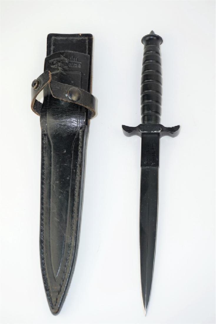 GIL HIBBEN DARK SHADOW COMBAT KNIFE WITH SHEATH - 4