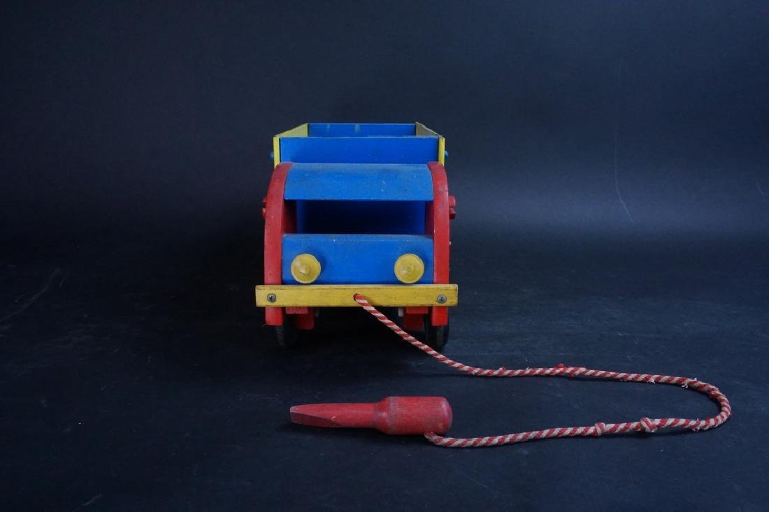1950'S PLAYSKOOL TAKE APART TRUCK - 2