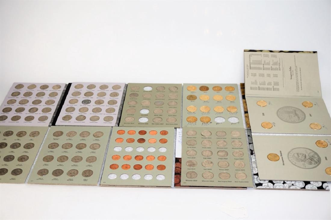 (9) ASSORTED US COIN PORTFOLIOS - 2