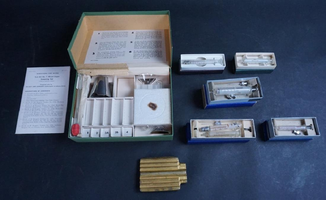 ASSORTED VINTAGE MEDICAL EQUIPMENT - 2