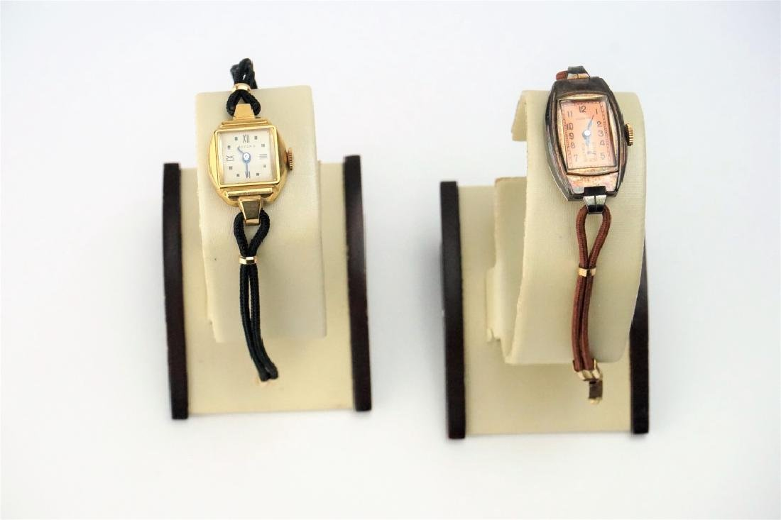 (2) LADIES WRIST WATCHES - 4