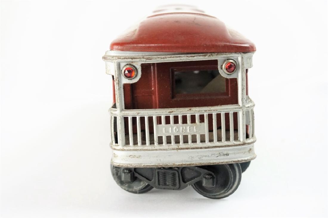 (3) LIONEL PASSENGER CARS - 3