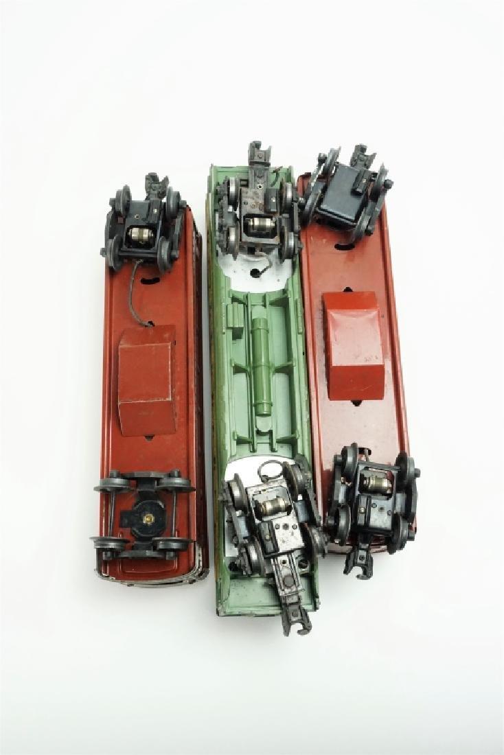 (3) LIONEL PASSENGER CARS - 5