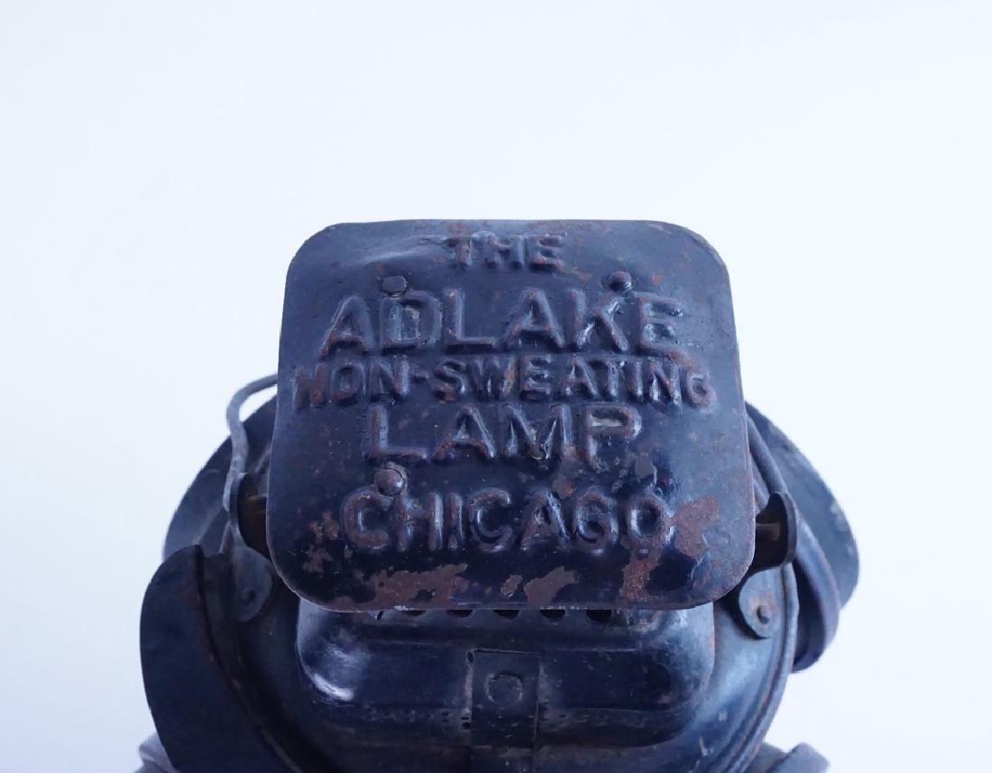 ADLAKE 4-WAY RAILROAD LANTERN - 2