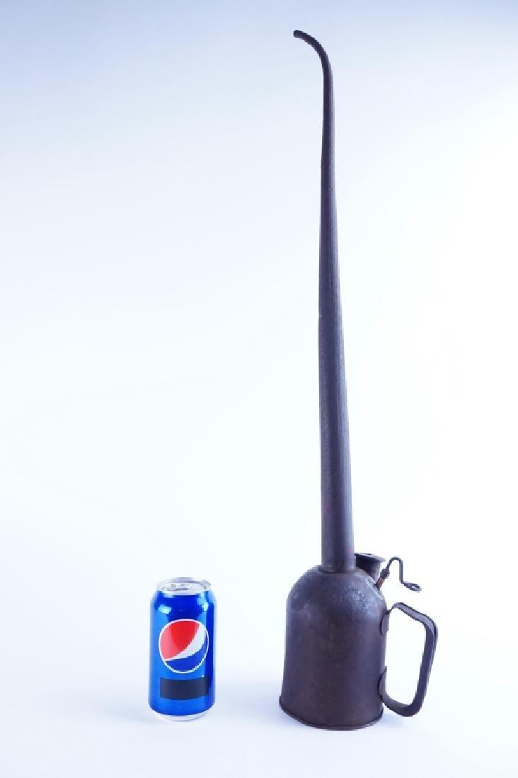 VINTAGE LONG NECK EAGLE 400 OILER - 4
