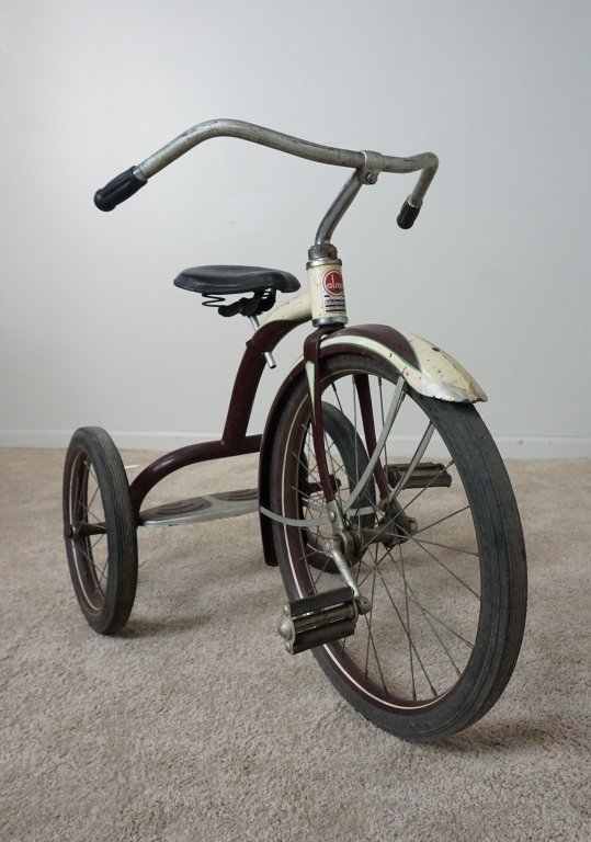 VINTAGE COLSON TRICYCLE