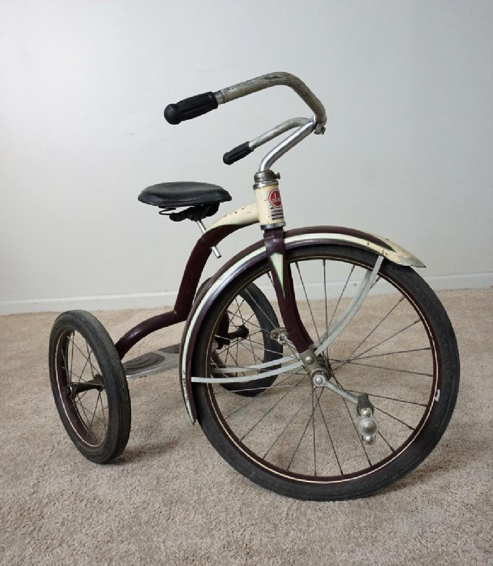 VINTAGE COLSON TRICYCLE - 3