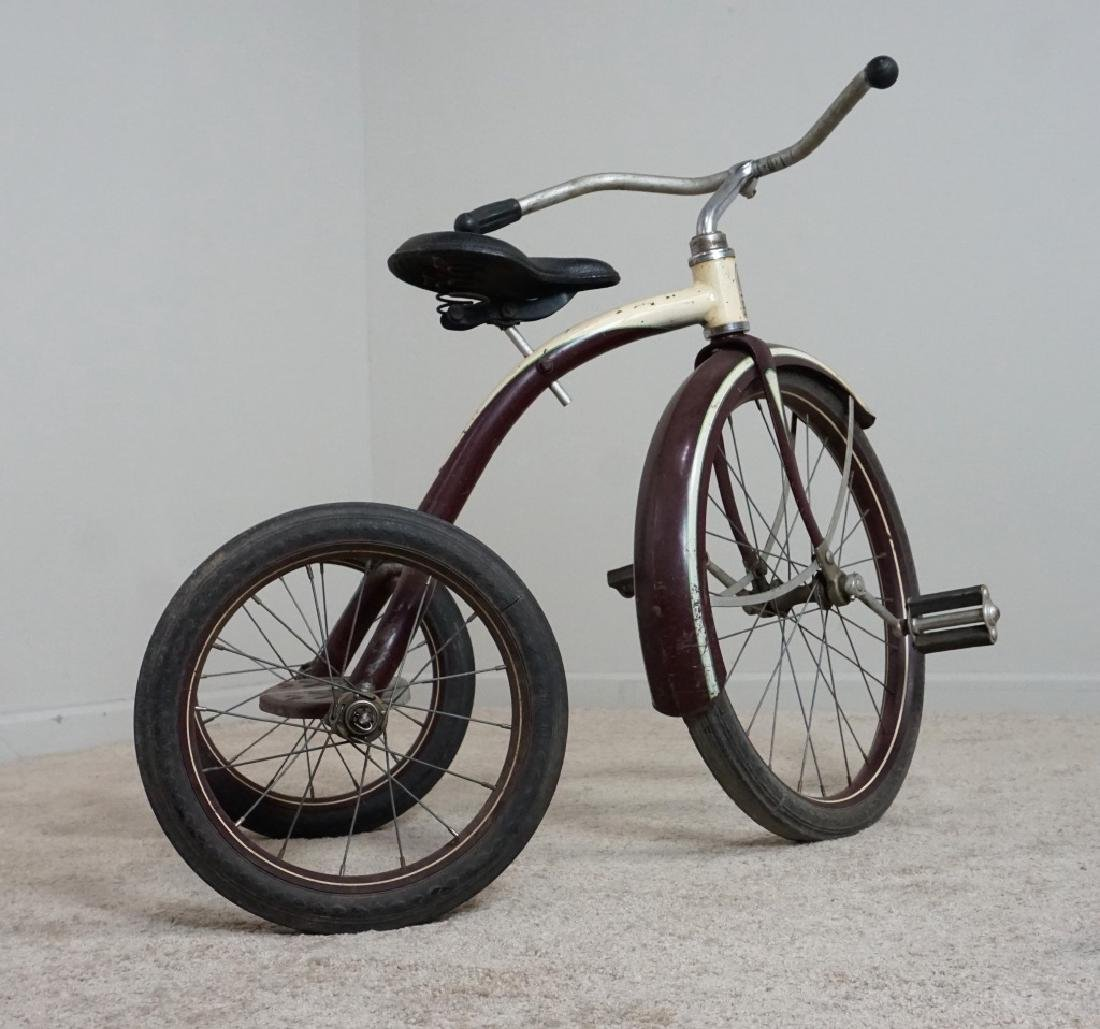 VINTAGE COLSON TRICYCLE - 4