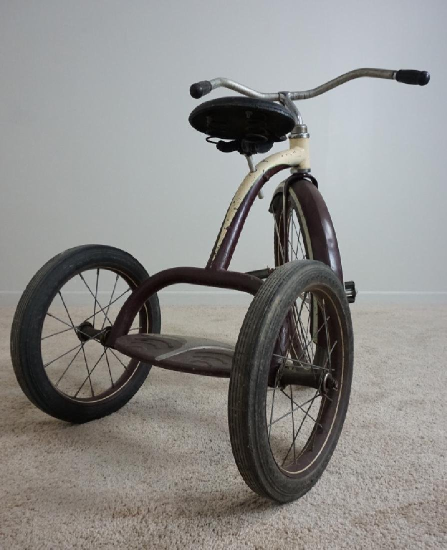 VINTAGE COLSON TRICYCLE - 5