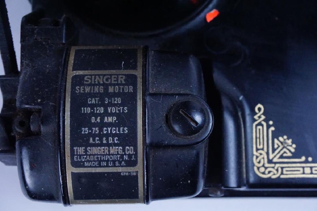 SINGER TABLE TOP SEWING MACHINE - 5
