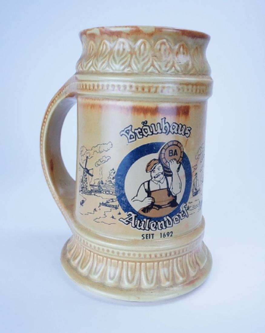 MCCOY POTTERY BEER STEIN