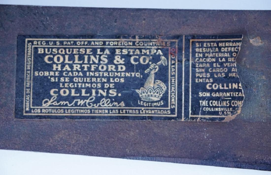VINTAGE COLLINS LEGITIMUS 1077 MACHETE - 4