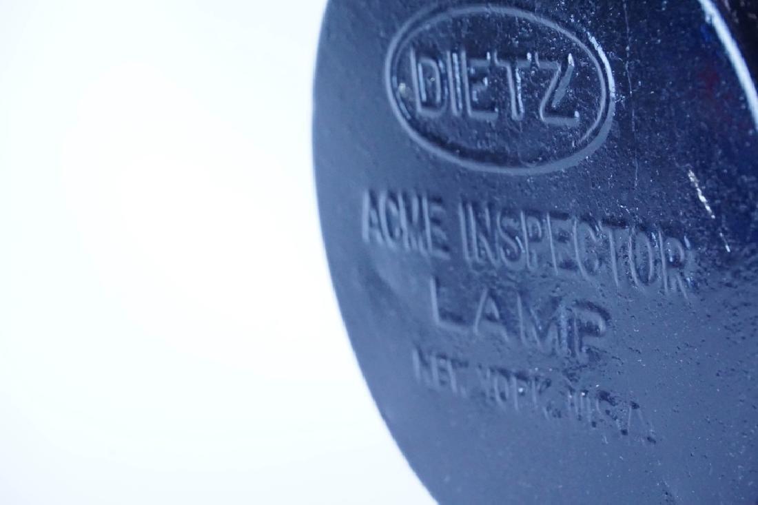 DIETZ PENNSYLVANIA RAILROAD ACME INSPECTOR LAMP - 4