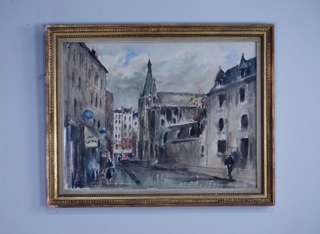 GUY DE NEYRAC (FRENCH, 1900-1950)