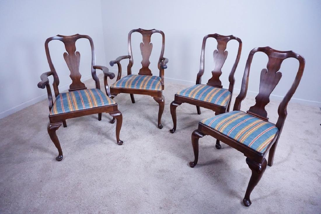 (10) HENKEL-HARRIS CO DINING ROOM CHAIRS