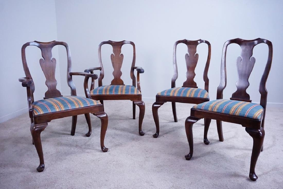 (10) HENKEL-HARRIS CO DINING ROOM CHAIRS - 3