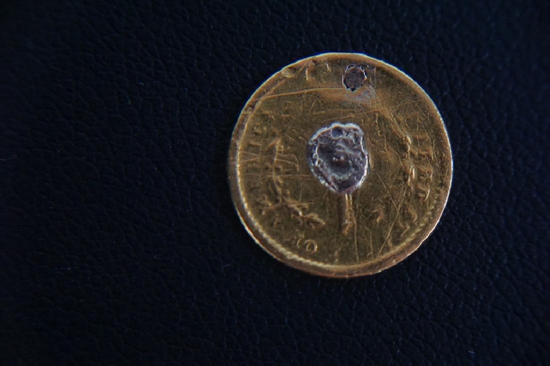 U.S. ONE DOLLAR GOLD COIN - 3