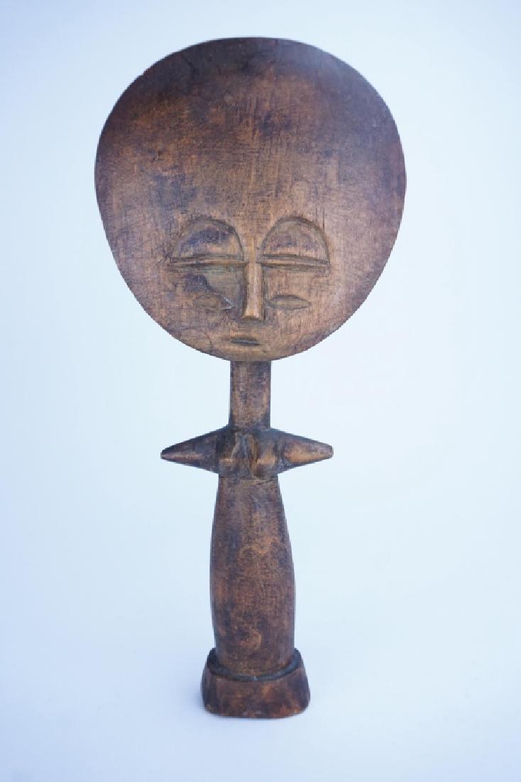 AFRICAN ASHANTI AKUBA FERTILITY GODDESS STATUE