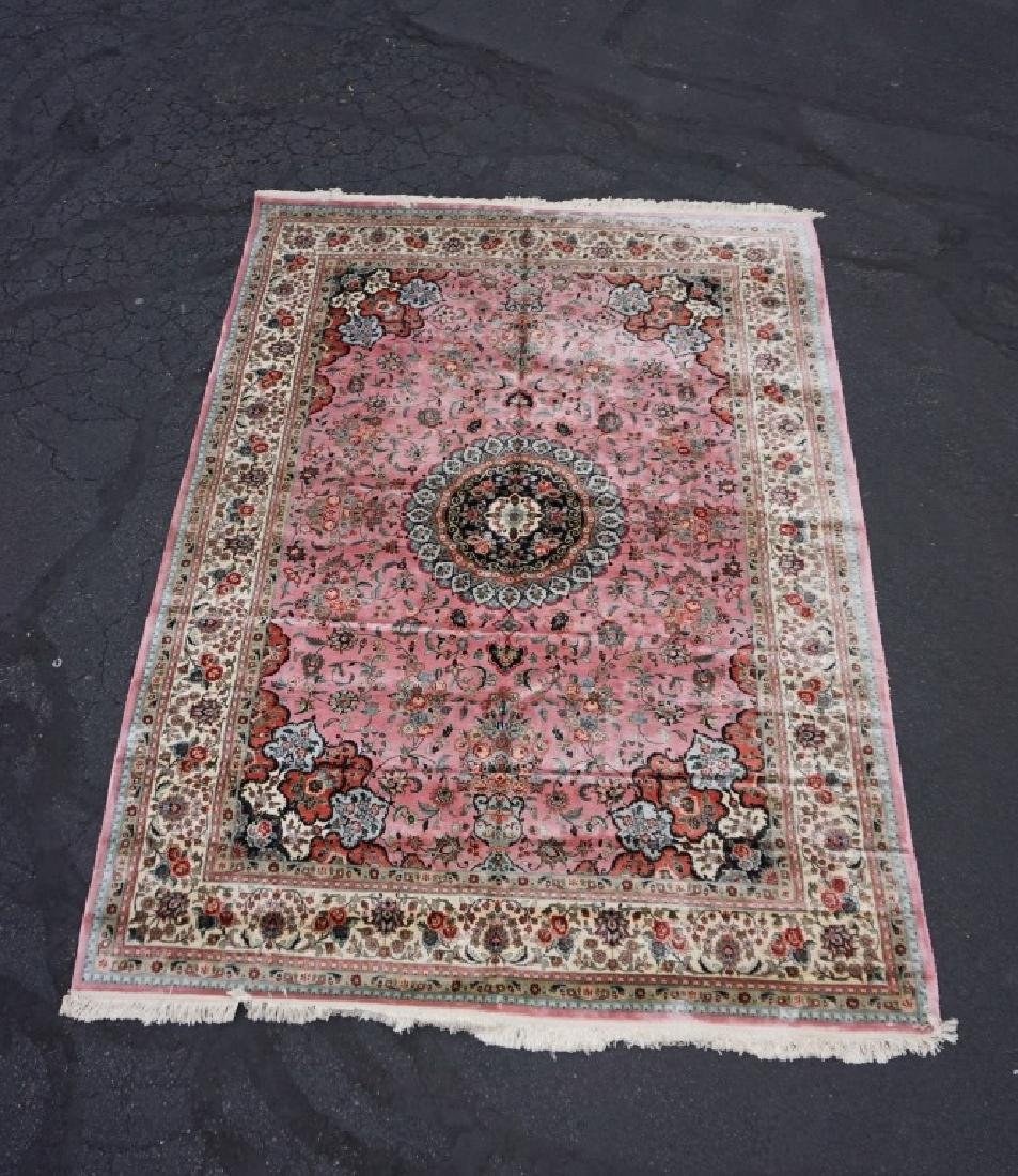 ROOM SIZE CHINESE SILK RUG