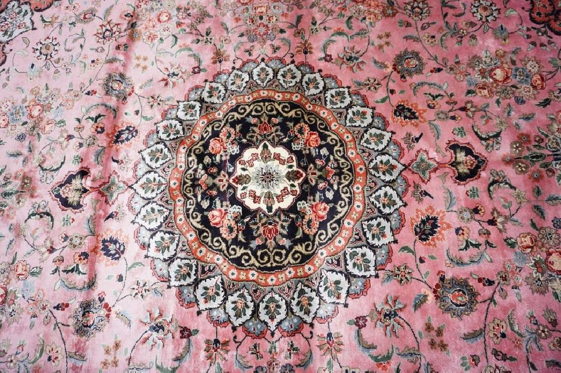 ROOM SIZE CHINESE SILK RUG - 6