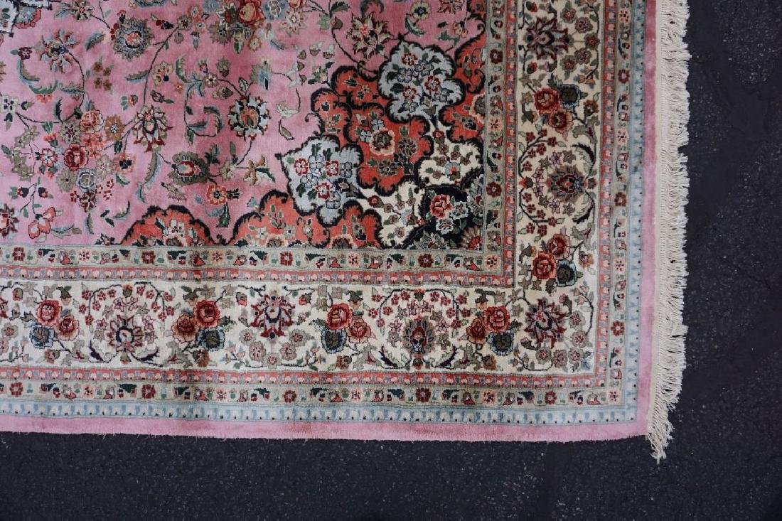 ROOM SIZE CHINESE SILK RUG - 8