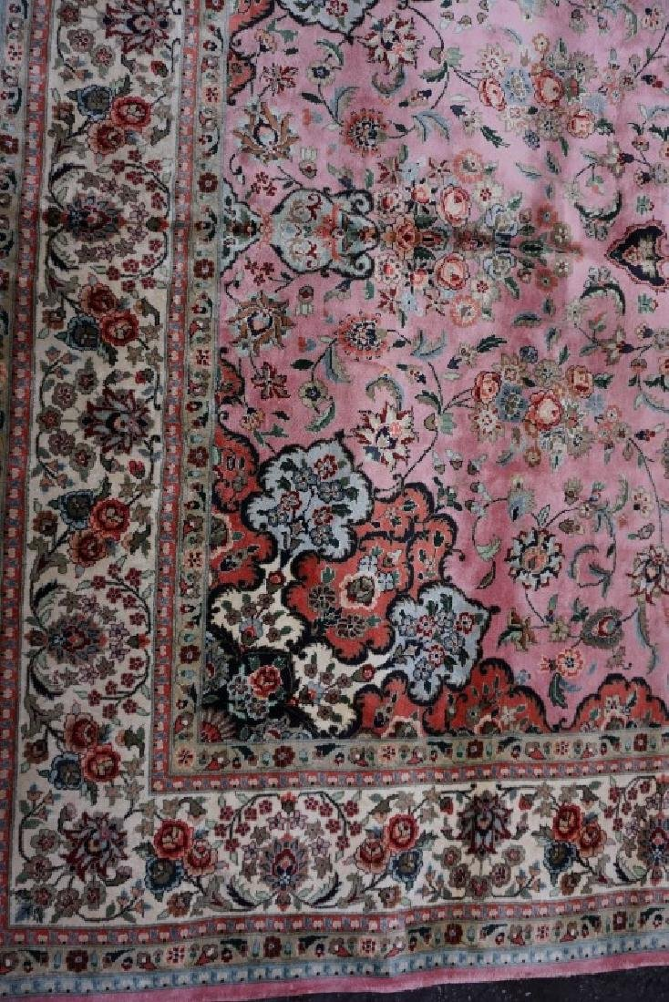 ROOM SIZE CHINESE SILK RUG - 9