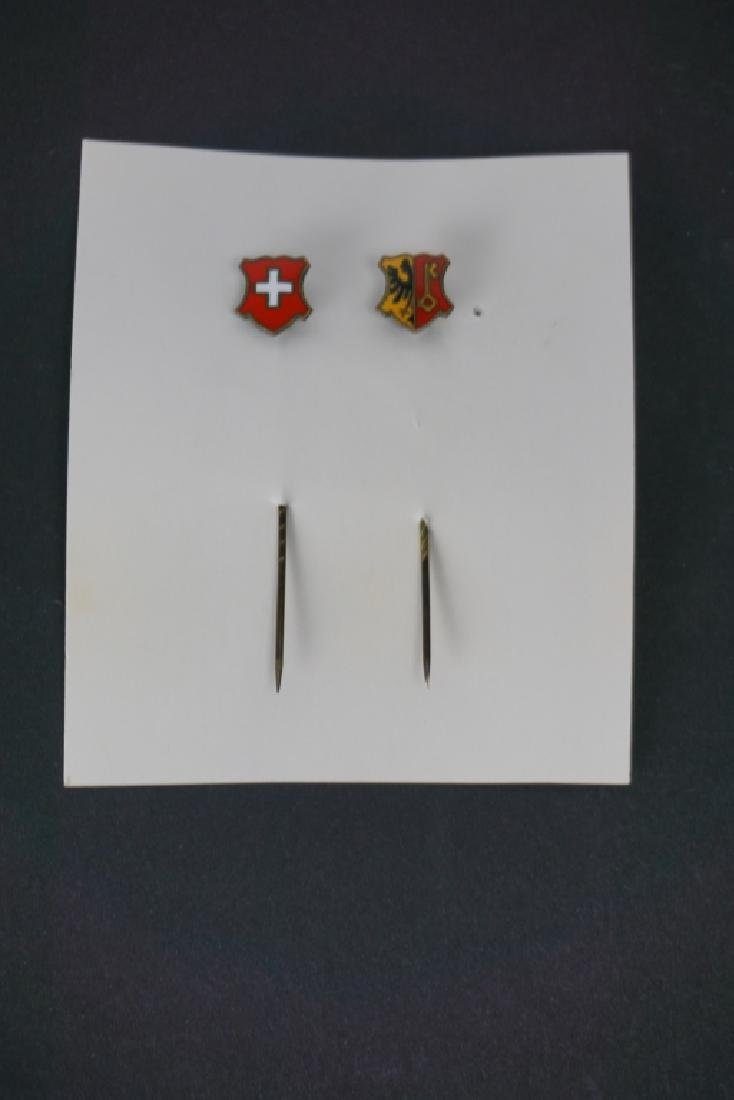 (2) ASSORTED STICK PINS