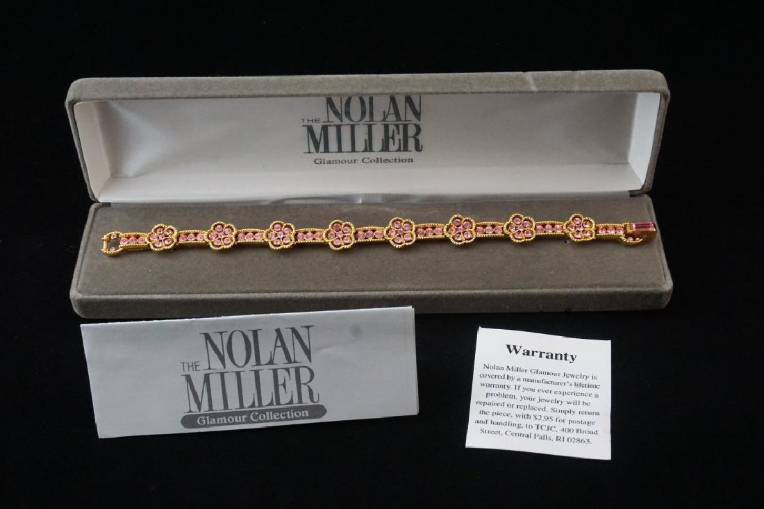 NOLAN MILLER GARDEN LACE BRACELET