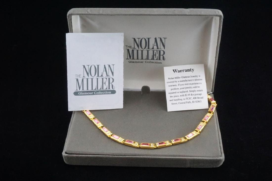 NOLAN MILLER ASTONISHING LINE NECKLACE
