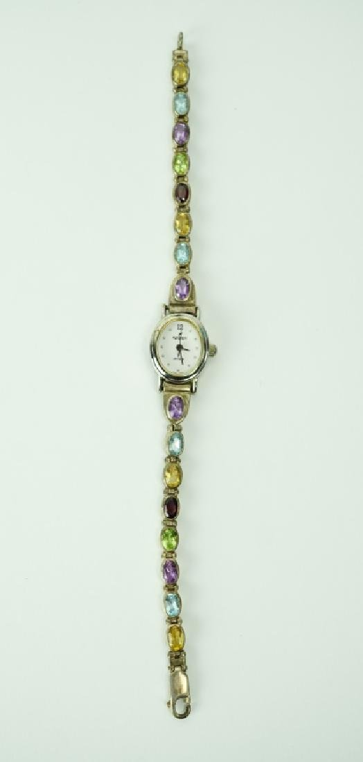 PEYOTE BIRD DESIGNS WRIST WATCH