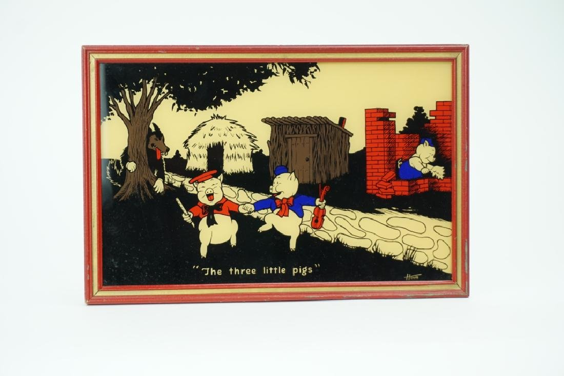 """RELIANCE No 425 """"THREE LITTLE PIGS"""" BY HOULE"""